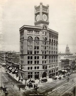 San Francisco 1890 | San Francisco Landmark 243: Old Chronicle Building