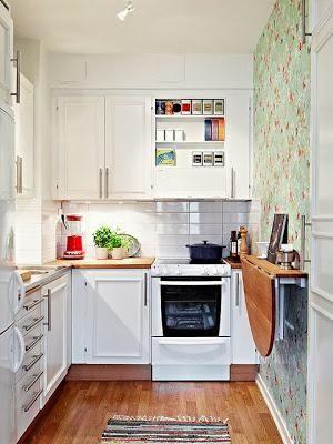 Fotos y Diseño de Cocinas Pequeñas