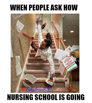 Dating someone in nursing school