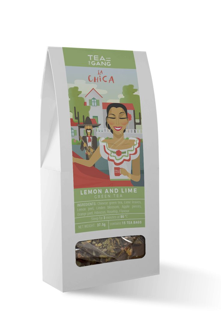 This sassy green tea is bursting with latin lemon and luscious lime flavours. Light and elegant yet fun and fruity. Ingredients Chinese green tea, Lime leaves, Lemon peel, Linden blossom, Apple pi…