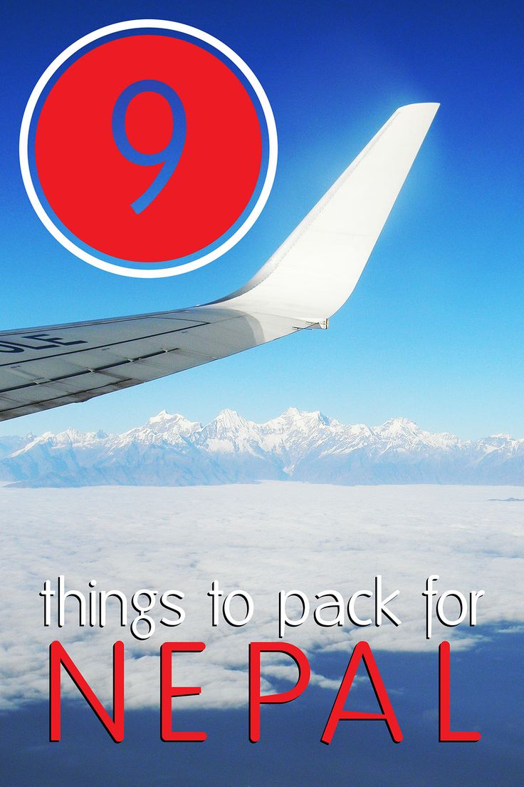 9 Things To Pack For Nepal  Read the whole story at: https://www.ordinary-extraordinary.net/single-post/2017/04/27/9-Things-To-Pack-For-Nepal  #Nepal #Kathmandu #AnnapurnaCircuit #WhatToPack #Himalayas