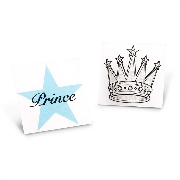 Elegant Prince Damask Tattoos, 85000