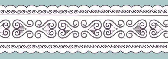 Якутские орнаменты