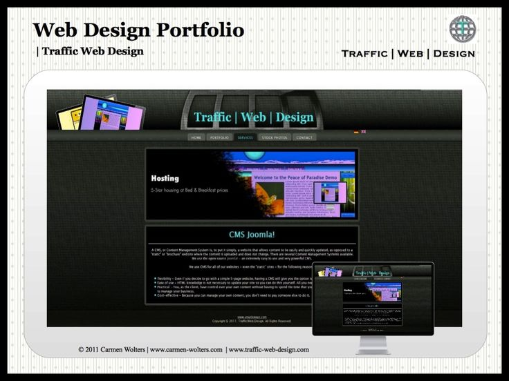 Traffic Web Design