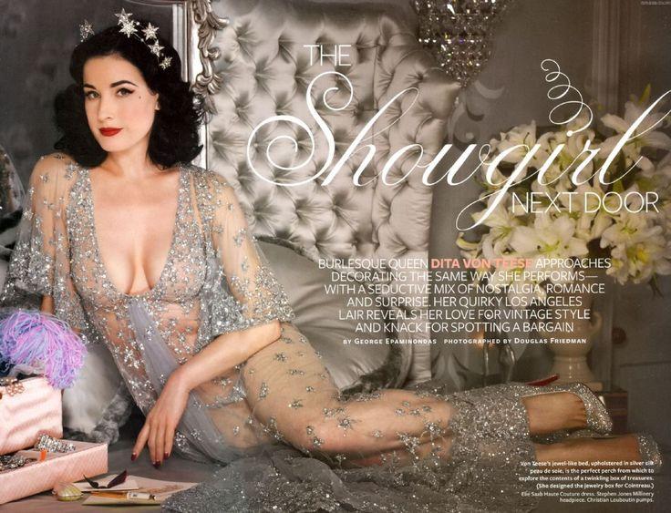 burlesque queen...indeed!
