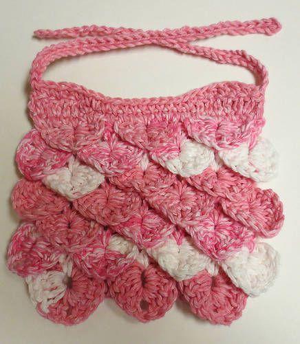 454 besten Crocodile Stitch Crochet Bilder auf Pinterest ...