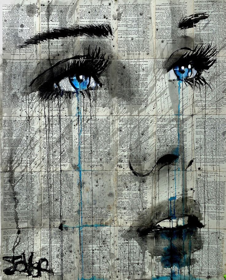 avalanche by Loui  Jover