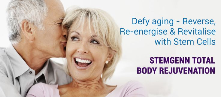 Stemgenn for Total Body Rejuvenation