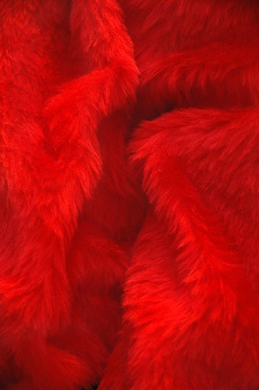 red.quenalbertini: red fur