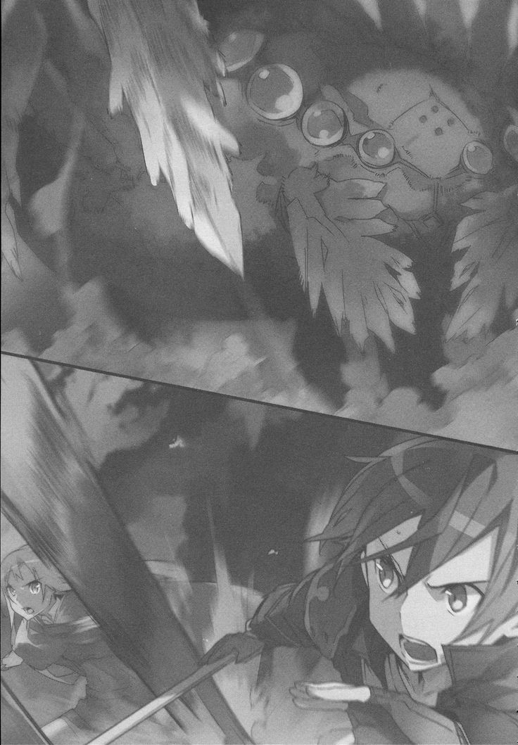sword art online volume 9 pdf