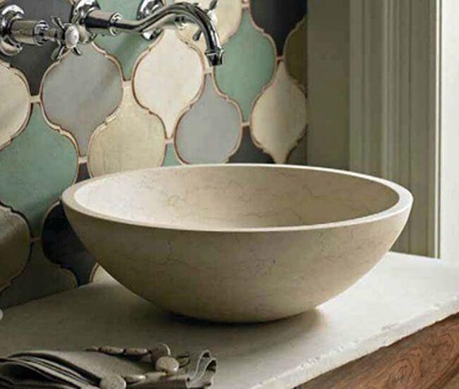 24 Best Bathroom Sinks  Bowl & Egged Shaped Sinks Images On Simple Sink Bowl Bathroom Design Inspiration