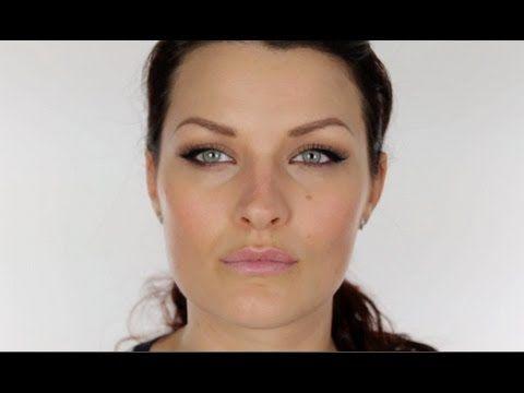 Wedding Makeup Tutorial Pixiwoo : Pixiwoo Cateye Beauty Pinterest Angelina Jolie, Cat ...