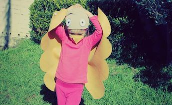 Easy Costume: Owl Baby | Dress Up Games | Book Week