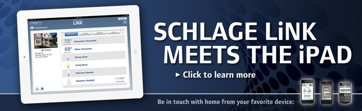 Schlage Link Home Automation System