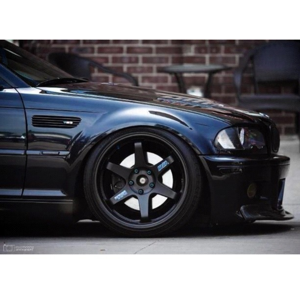 "@black_list's photo: ""Murdered out M3 