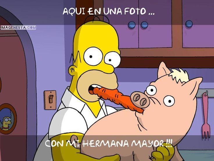 Foto De Mi Familia Feitas | Creador de Memes Online