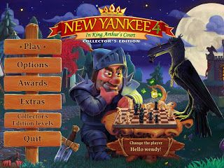Wendys Blog: New Yankee in King Arthurs Court 4 Collectors