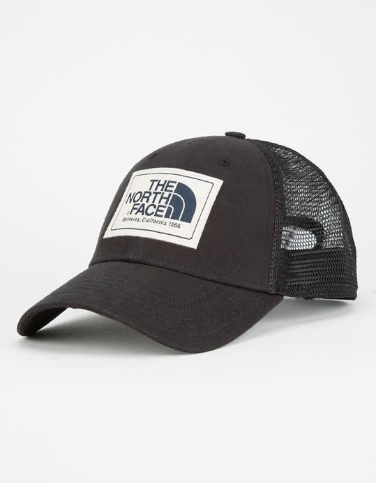 North Face Mudder Trucker Hat - TNF Black  fac00b35dc84