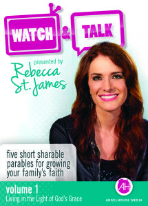 Watch and Talk with Rebecca St. James