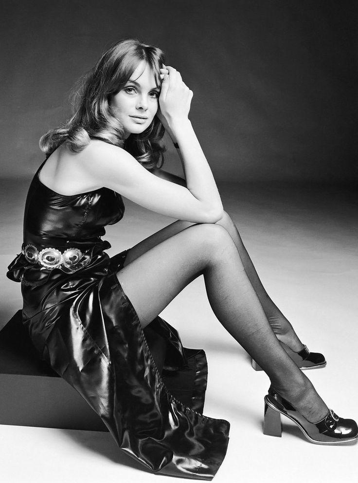 Jean Shrimpton - c.1973