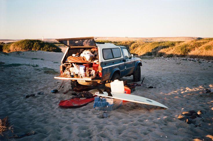 beach livin / Foster Huntington