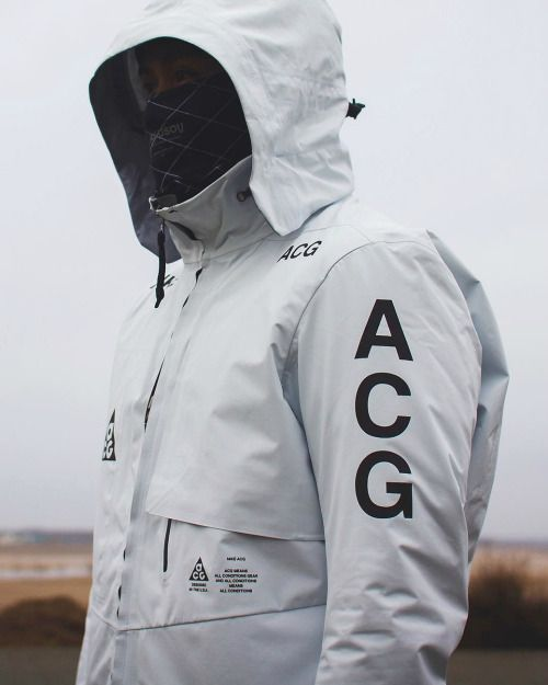 NikeLab ACG Gore-Tex® 2 in 1 System Jacket |  ΛCRИM P23TS-CH | C.E X Ashram Glove #2 |  NikeLab X Undercover Gyakusou Gaiter