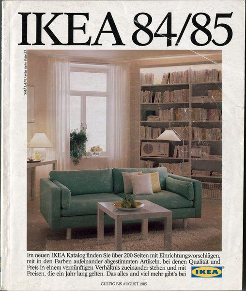 wohnidylle 1984 1985 kampa ikea se dv ma klasik na. Black Bedroom Furniture Sets. Home Design Ideas