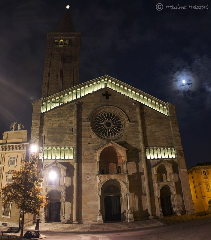 PIACENZA - Duomo by night by massimo mazzoni on 500px