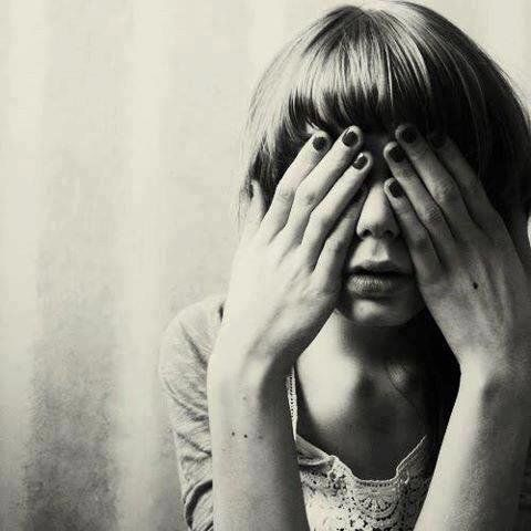 Diane Arbus. Self-portrait.