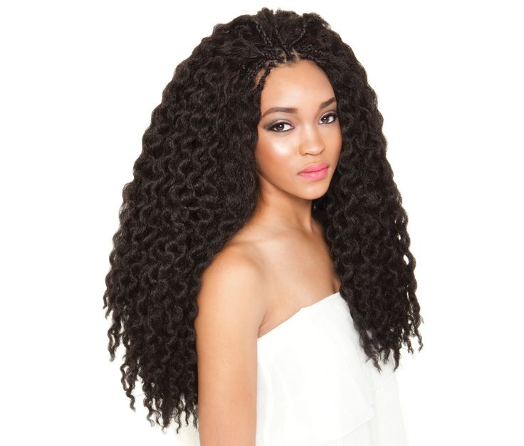 Isis Collection Bohemian Crimpy Wave Bulk Hair For