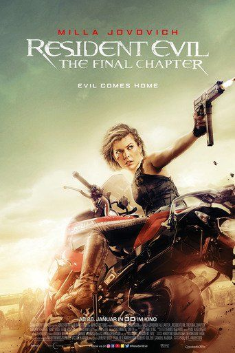 [[Action Movie]] Watch Resident Evil: The Final Chapter (2016) [HD] 720p Full Movie Streaming |  2016 Movie Online #movie #online #tv #Constantin Film, Impact Pictures, Screen Gems, Davis Films #2016 #fullmovie #video #Action #film #ResidentEvil:TheFinalChapter