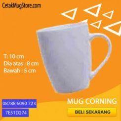 Souvenir Mug Corning Decal Murah