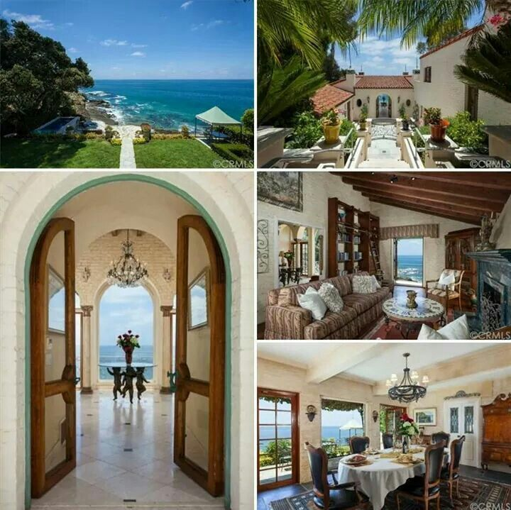 Laguna Beach Luxury Homes: 666 Best Images About Dream Homes On Pinterest