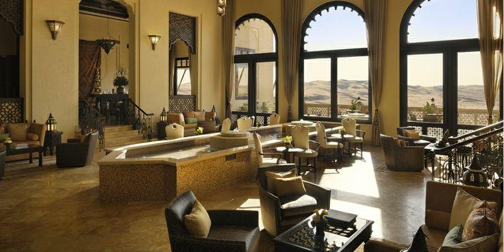 Qasr Al Sarab Desert Resort by Anantara******