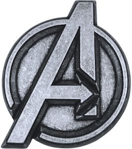 Marvel The Avengers Logo Belt Buckle