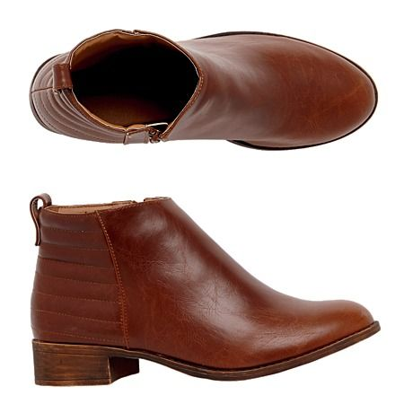 Debut Mona Ankle Boots - Boots - Women - Shoes - The Warehouse
