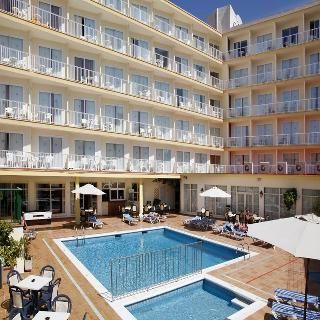 Roc Linda  Dit middenklassenhotel bevindt zich bij de ingang van de plaats Can Pastilla. Het kilometerslange zandstrand van Playa de Palma ligt op slechts 350 m afstand. Met het openbaar vervoer is het slechts enkele minuten naar het levendige centrum van Palma. In de nabije omgeving van het hotel bevinden zich talrijke winkel- en amusementsmogelijkheden. Het luchthaven Palma ligt op ongeveer 3 km afstand van het hotel.Het strandhotel werd in 2000 compleet gerenoveerd. Het hotel heeft 5…