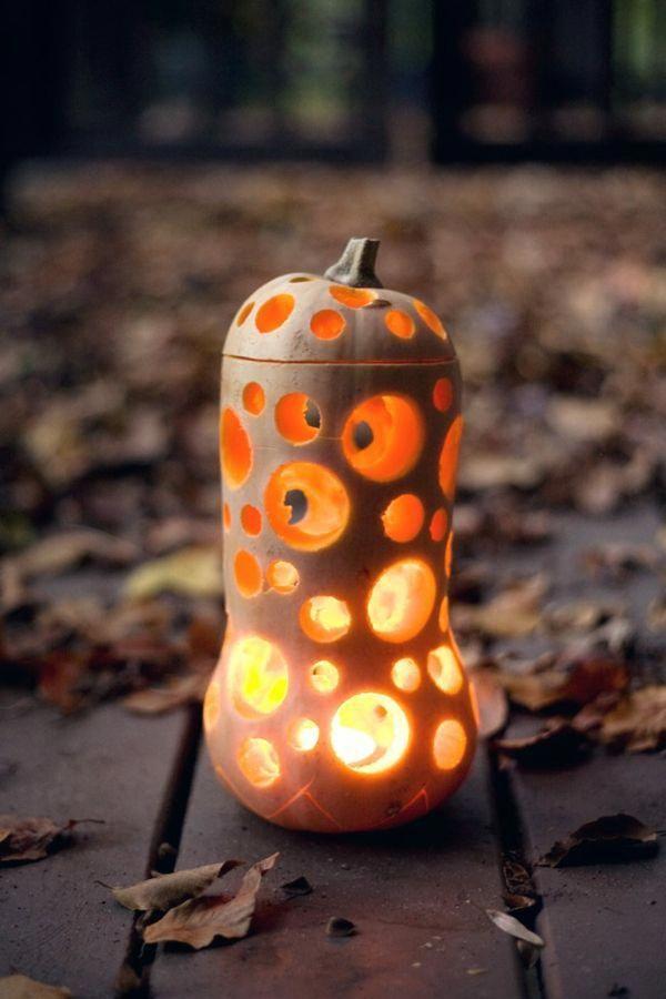 Comment Creuser Une Citrouille Pour Halloween Idées Et Tutos