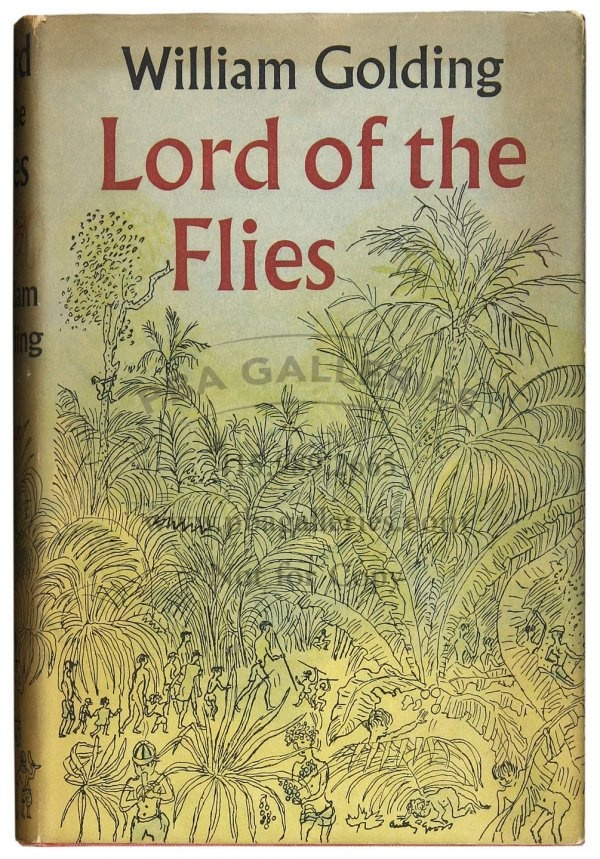 "The Role of Government in ""Lord of the Flies"" by William Golding"