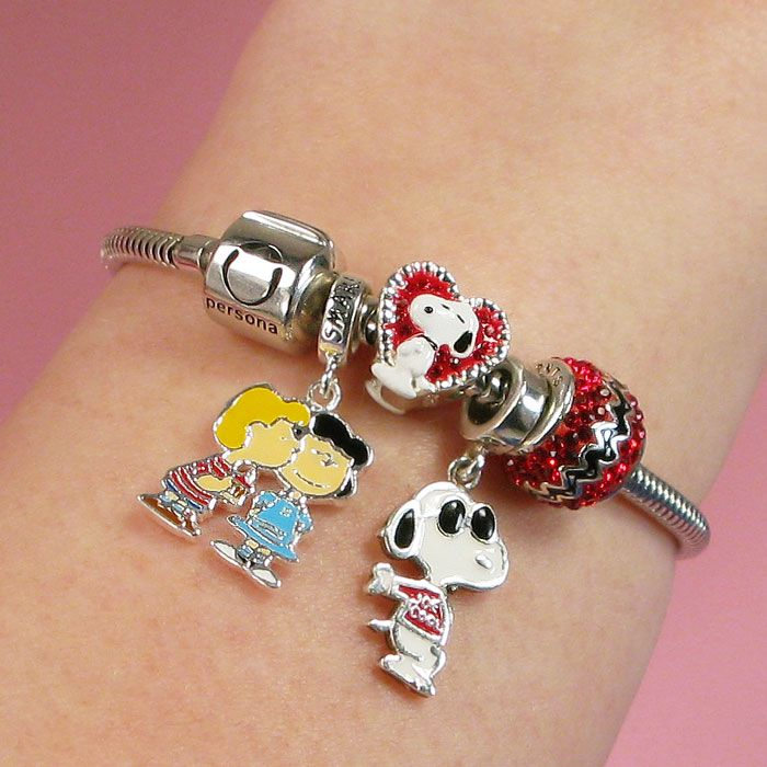 Persona Charm Bracelet: 589 Best New At CollectPeanuts.com! Images On Pinterest