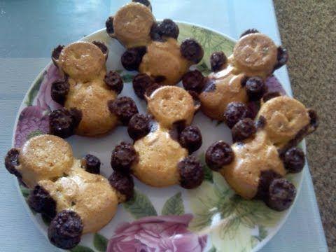 Бисквит мишки барни рецепт с фото и видео