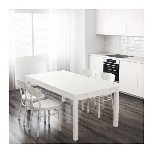 BJURSTA Utdragbart bord  - IKEA