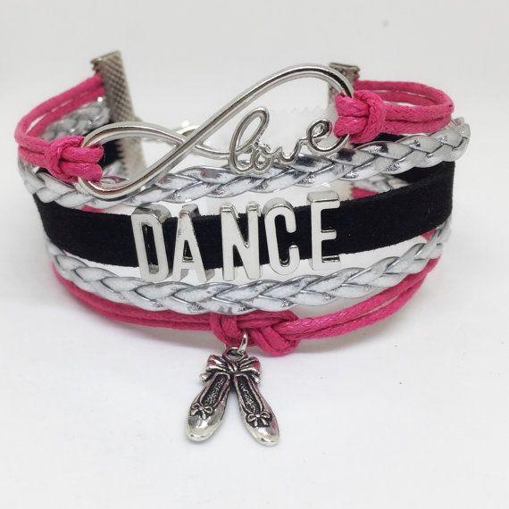 EDICIÓN LIMITADA danza pulsera pulsera de bailarín bailarín