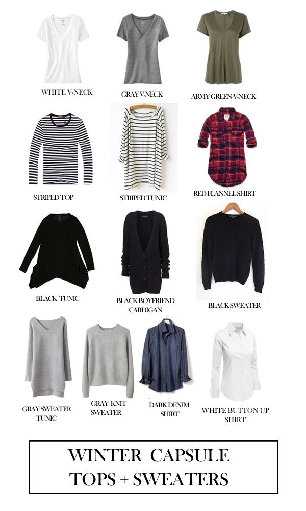 Would you try a capsulle wardobe?  I'm considering it....  Winter Capsule Wardrobe 2016 on Shutterbean.com!