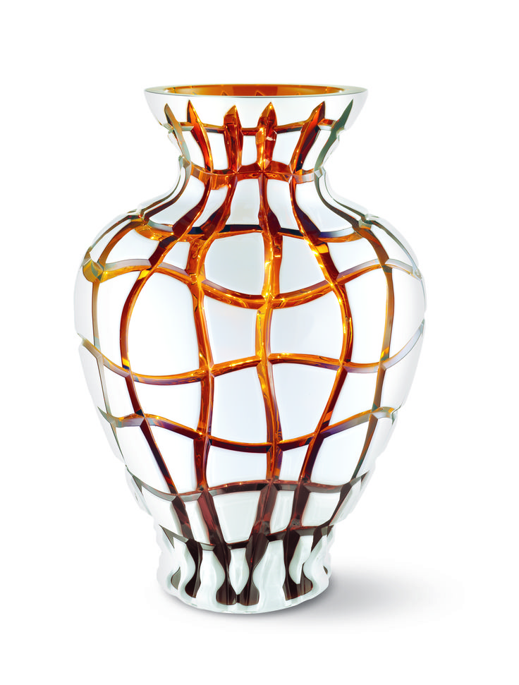 Vaza Landmark Mario Cioni #vaza #cristal #decoratiuni #mariocioni #cadouri