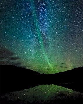 The Northern Lights #QuarkLovesGreenland http://www.quarkexpeditions.com/GreenlandContest