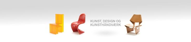Dansk design, museum voor moderne kunst en Deens Design, Kolding Denemarken.