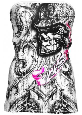 Metal Mulisha Jaina Tube Top, £29.99