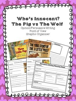 """an omniscient point of view on the story of the three little pigs Featuring the three little pigs and the big bad wolf point of view  omniscient (all knowing) an  everybody knows """"the story of the three little pigs"""" by."""