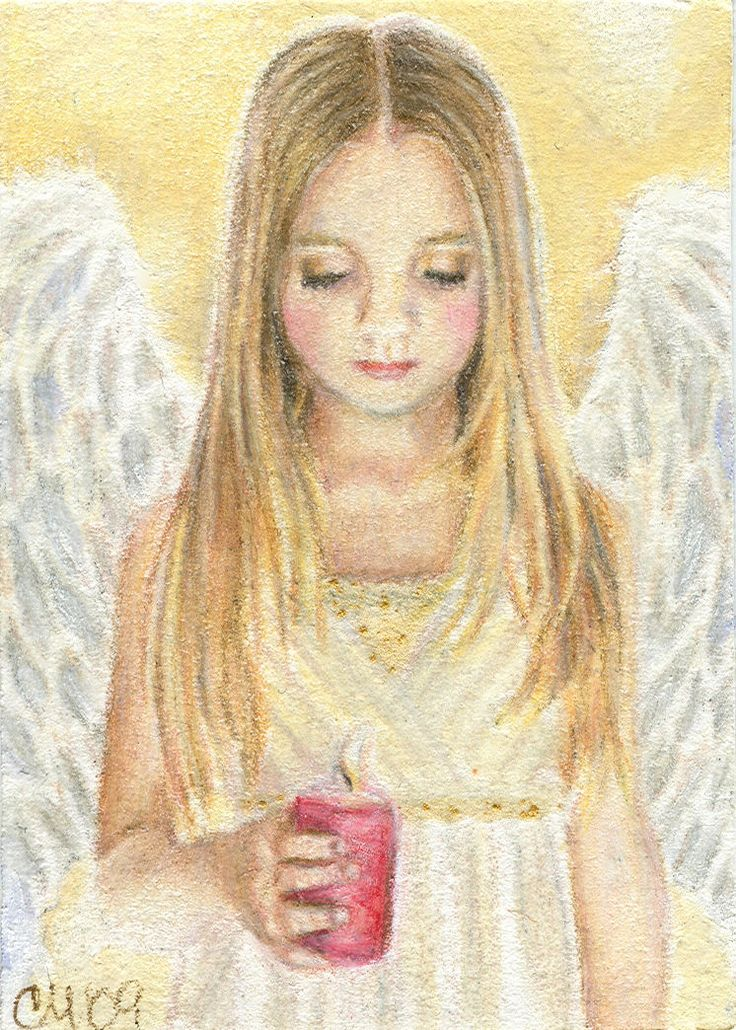 The Light of Christmas - ACEO by Carol-Moore on DeviantArt